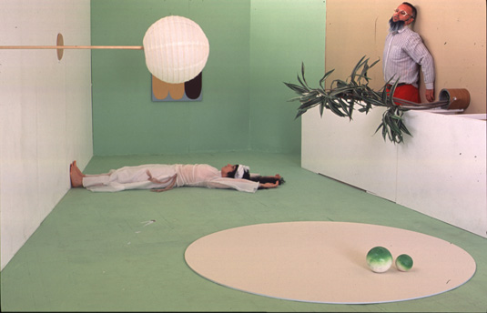 Guy Benfield The Essence of Ju Ju (Brazilian Wax Museum) 2003 video still duration- 14 minutes