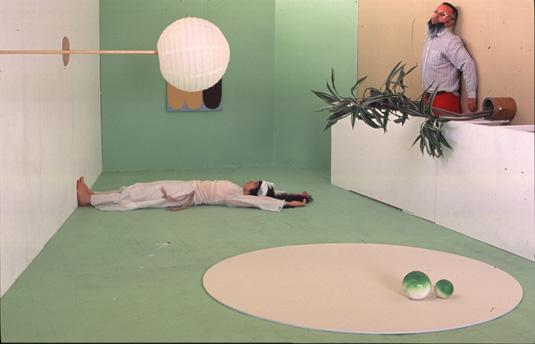 Guy Benfield The Essence of Ju Ju (Brazilian Wax Museum) 2003 video still duration- 14 minutes
