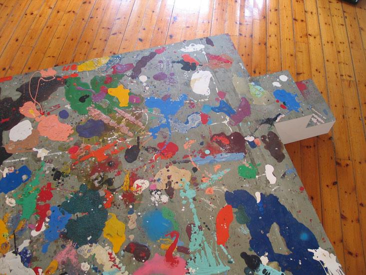 Studio Floor, 2008