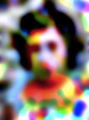 Tourist #1 blind child #4 1-6, 2005 lambda prints 120 x 160 cm