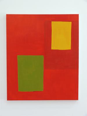 Untitled 2010  Oil on linen 61 x 51 cm