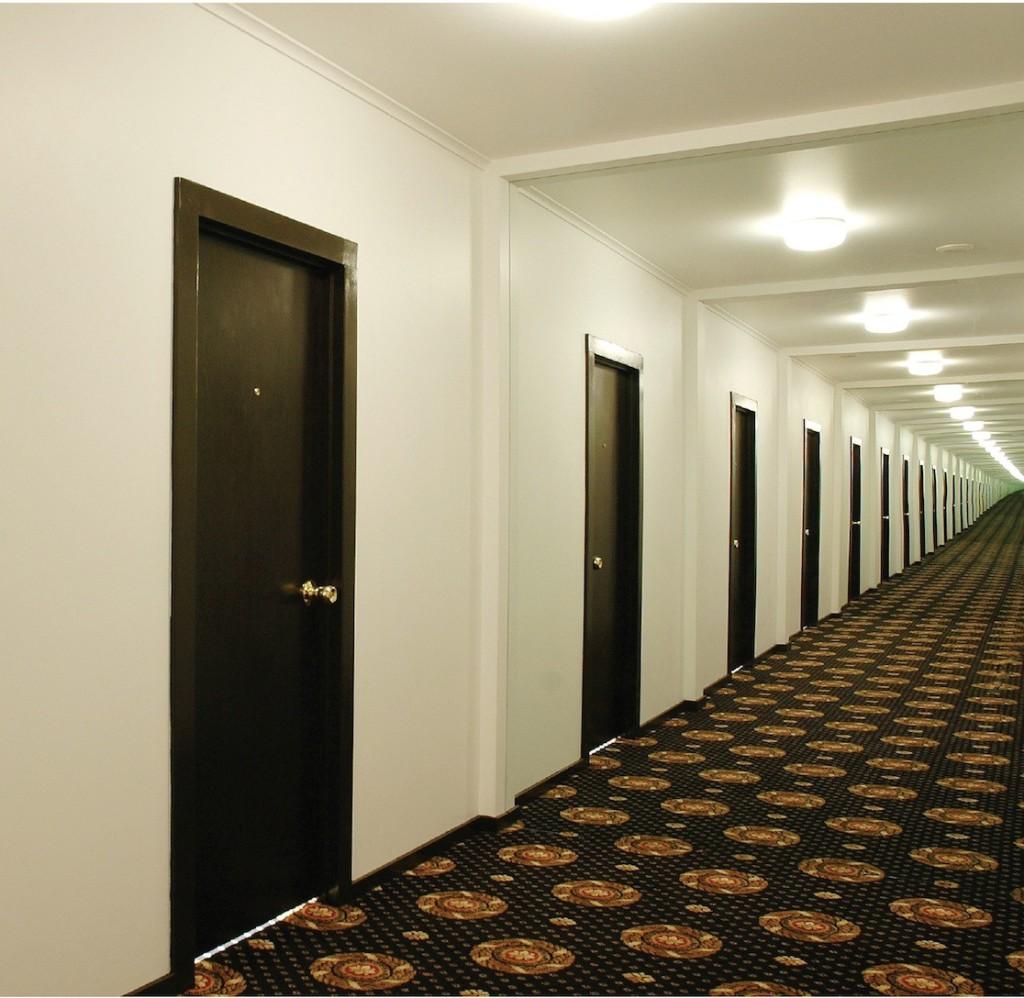 Corridor web