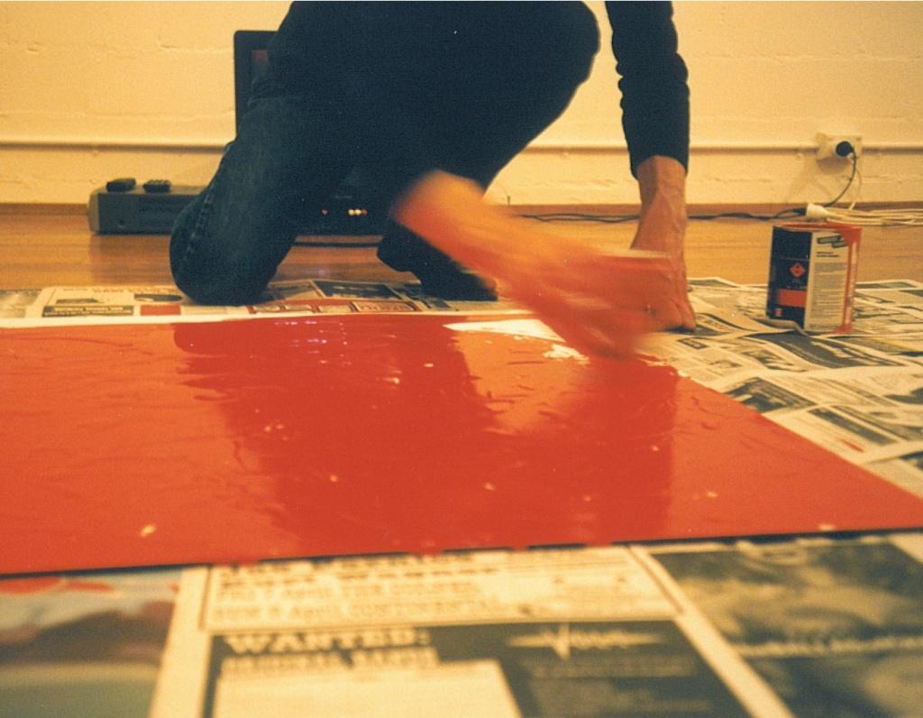 Fusinato painting