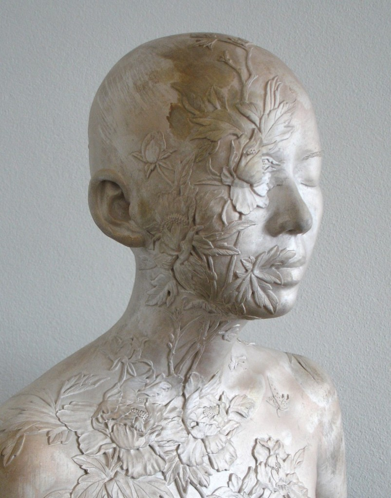 Silver woman web